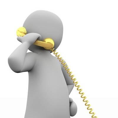 Telefonübersicht