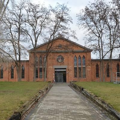 Zentralwerkstatt Braunsbedra (Maschinenhalle)