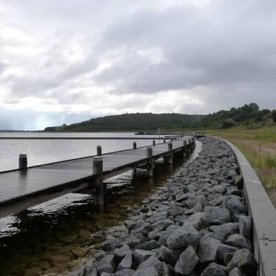 Geiseltaler Seenlandschaft