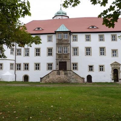 Schloss Frankleben außen